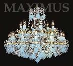 Crystal chandelier 4047 18-3635