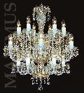 Crystal chandelier 4050 18/13HK-184SW