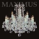 Crystal chandelier 4055 12JKN-505/1