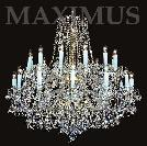 Crystal chandelier 4074 24HK-669/1S