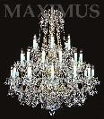 Crystal chandelier 4074 30P-505S