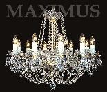 Crystal chandelier 4084 10HK-669SW